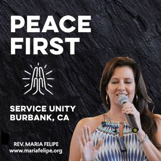 [TRUTH TALK] Peace First - ACIM - Maria Felipe