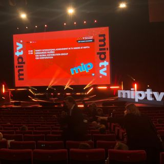 #cannes MIPTV- Famous and futures series