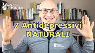 7 Antidepressivi Naturali (soluzioni per la Depressione)