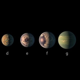 Youth Radio - 7 Earth sized planets discovered
