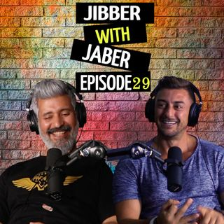 Episode 29 | Fareed Lafta | 10 Guinness world records, Pilot, Qualified Cosmonaut | Jibber with Jaber