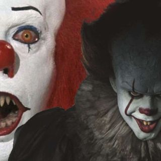 IT di Stephen King - Libro VS (2) Film