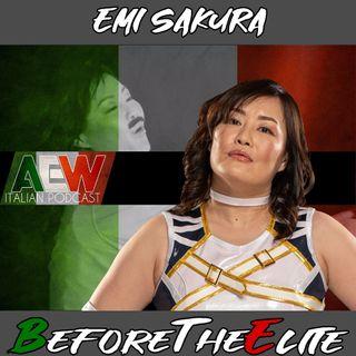 Emi Sakura - Before The Elite Episodio 16
