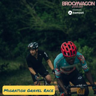 Migration Gravel Race with Sule and Mikel #RidingAfrica
