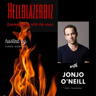 NBC Constantine's Jonjo O'Neill & Matt Ryan chat to me about everything!
