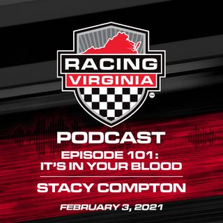 Episode 101: It's In Your Blood – Stacy Compton