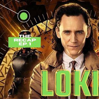 Loki (Episode 1 | Glorious Purpose) - THE RECAP