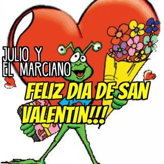 Saludos de San Valentin