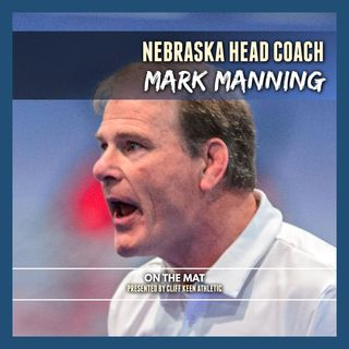 Nebraska head coach Mark Manning - OTM625