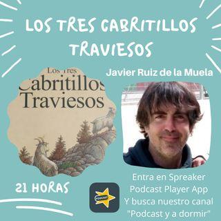 62. Los tres cabritillos traviesos. Javier Ruíz de la Manuela.