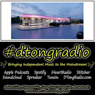 The Best Indie Music on #dtongradio - Powered by Bar Luna Anime Gaming Bar