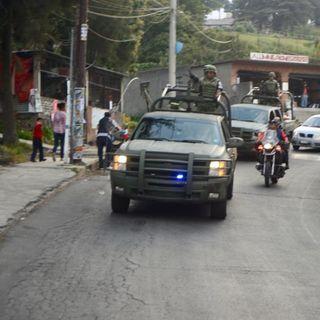 Segob pide restablecer gasolina a fuerzas armadas en Tamaulipas