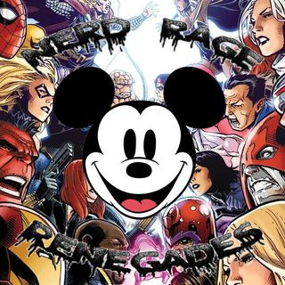 NRR Episode 164: THE MOUSE, THE FOX, AND THE MARVEL