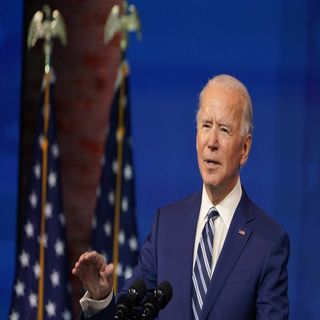 Biden ya se encuentra en Washington para juramentar como presidente de EUA