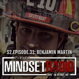 S2.E.31: BENJAMIN MARTIN, the challenge of becoming an emotionally intelligent leader