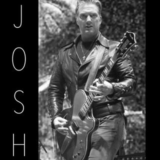 Josh Homme: BATMAN ELVIS