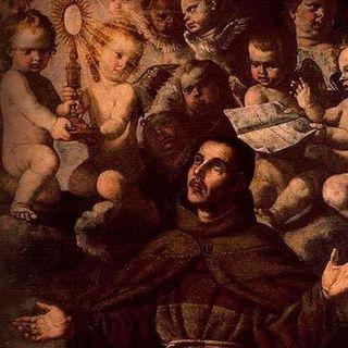 Domingo VI de Pascua. San Pascual Bailón, franciscano
