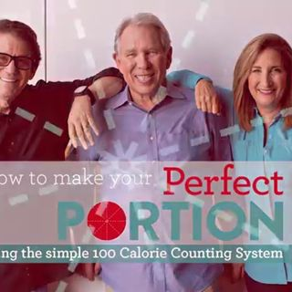 Anson Williams The Perfect Portion Cookbook