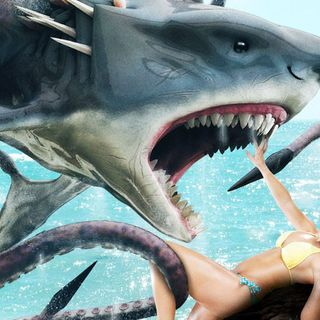 Double Dare: Sharktopus