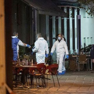 Commando terroristico attacca Vienna