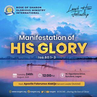 Manifestation of His Glory | Isaiah 60:1-3