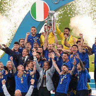 EURO 2020 | ITALIA CAMPIONE D'EUROPA!