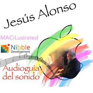 Jesús Alonso, audioguía del sonido