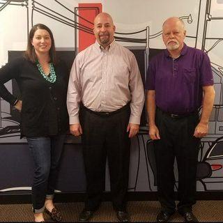 E2 Lynda Stanton from WebPT and John Sievila from Cancer Treatment Centers of America