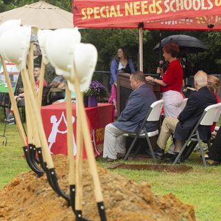EP: 163 Special Needs School Breaks Ground On The Second Stage Of Construcion