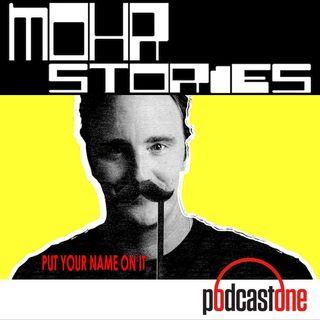Mohr Stories 459: Justine Bateman