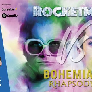 In Media's Res: Rocketman vs. Bohemian Rhapsody