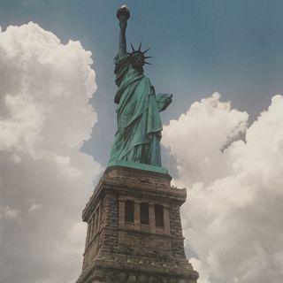 Visitando a Miss Liberty y Ellis Island