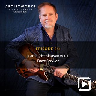 Learning Music as an Adult: Dave Stryker