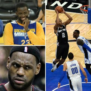 "EP 48: ""The NBA Finals of 2018 is over but the NBA Off-season has Just Begun! And is Kawhi Ready to say Goodbye?"""