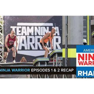 Team Ninja Warrior | Episodes 1 & 2 Recap