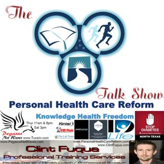 PHCR Talk Show Ep 64 Personal Safety with Jeff McKissack