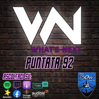 What's Next #92: NXT e AEW - Nuove alleanze e vecchie sfide