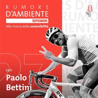 Paolo Bettini – La nuova vita della due ruote