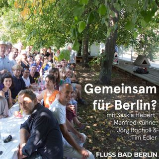 """Episode 2: Gartengespräch """"Gemeinsam für Berlin? Die Entwicklung des Staatsratsgartens als öffentlicher Raum"""""""