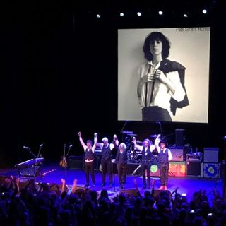 #06 #Putyourbloopersout and Patti Smith