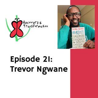 #21 Capitalism before socialism? With Trevor Ngwane