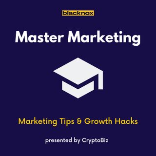 Master Marketing Podcast Ep. 1 | Growth Hacks: Podcasting 101 How to Generate Leads with Podcasting