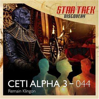 044 - Remain Klingon