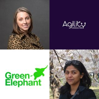 Celebrating Women in Agile with Emily and Sandhya E1