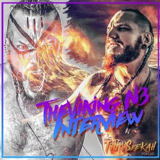 TheViking N3 Interview | Spirituality, Meditation, Shamanic Rituals & Vikings!