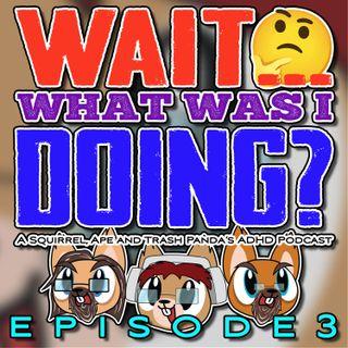 EPISODE 3: A Squirrel, Ape and Trash Panda Talk Disability