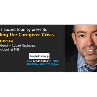 S7:E12 - Tackling the Caregiver Crisis in America with Robert Espinoza