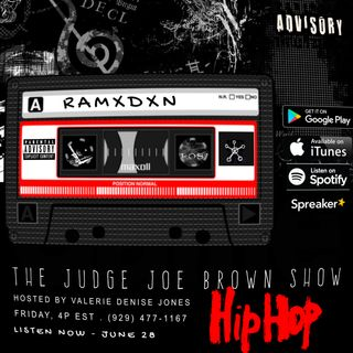 YouTuber Desmond 'Etika' Amofah Tribute : RAMXDXN on The Judge Joe Brown Show