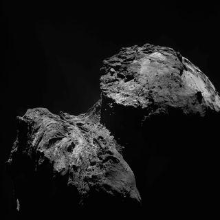 Farewell Rosetta!