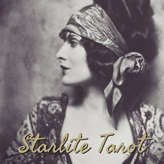 The Candice Anne Marshall Show Halloween Series ft. Starlite Tarot | Episode 10